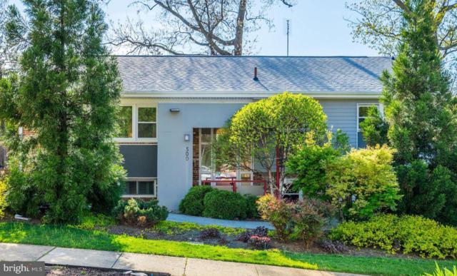 500 N Lombardy Street, ARLINGTON, VA 22203 (#VAAR147844) :: City Smart Living