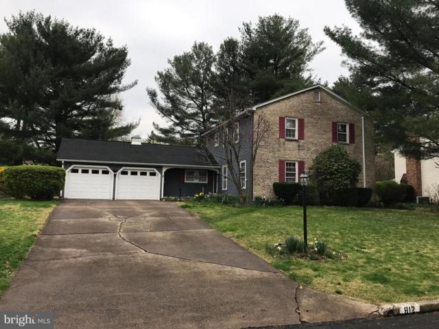 812 Mandy Lane, CAMP HILL, PA 17011 (#PACB112076) :: John Smith Real Estate Group