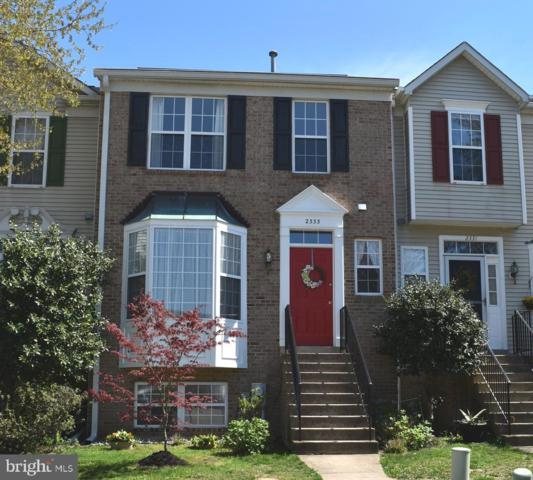 2333 Manomet Court, CROFTON, MD 21114 (#MDAA396146) :: The Sebeck Team of RE/MAX Preferred