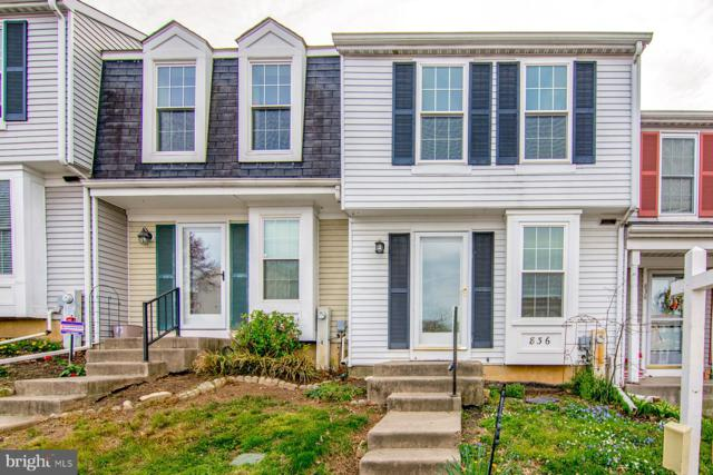 836 Angel Valley Court, EDGEWOOD, MD 21040 (#MDHR231702) :: ExecuHome Realty