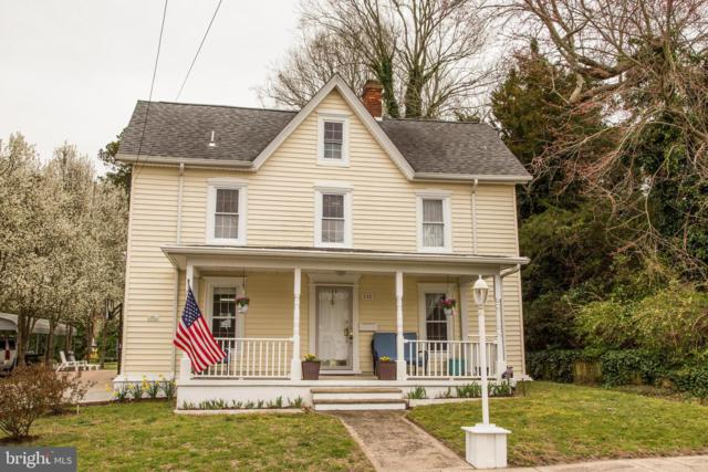 205 Ironshire Street, SNOW HILL, MD 21863 (#MDWO105458) :: Atlantic Shores Realty