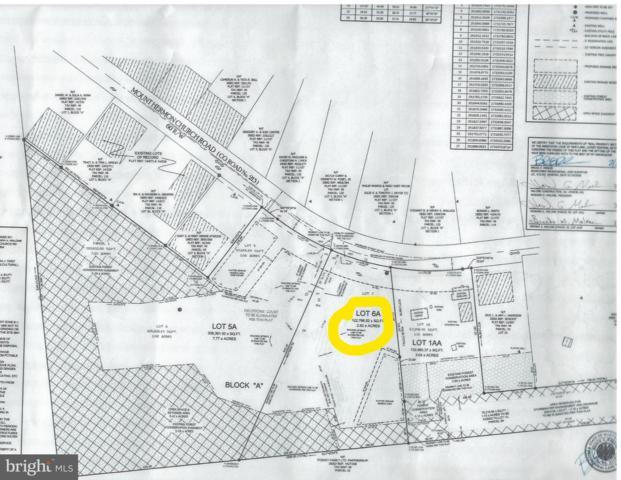 0 Lot 6A Mt. Hermon Church Road, SALISBURY, MD 21804 (#MDWC102924) :: Brandon Brittingham's Team