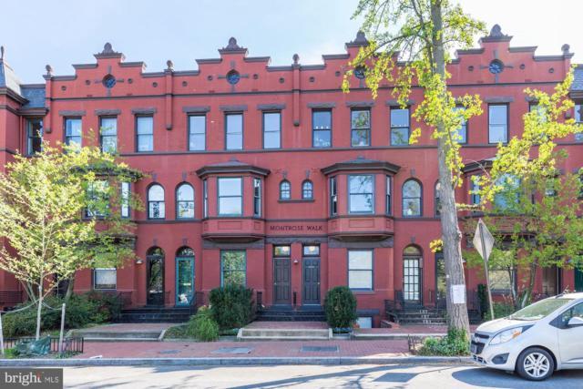 3016 R Street NW #3, WASHINGTON, DC 20007 (#DCDC422656) :: Lucido Agency of Keller Williams