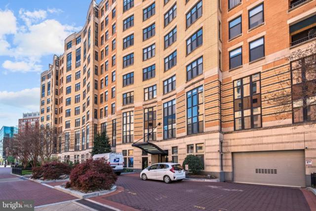 400 Massachusetts Avenue NW #219, WASHINGTON, DC 20001 (#DCDC422654) :: CENTURY 21 Core Partners