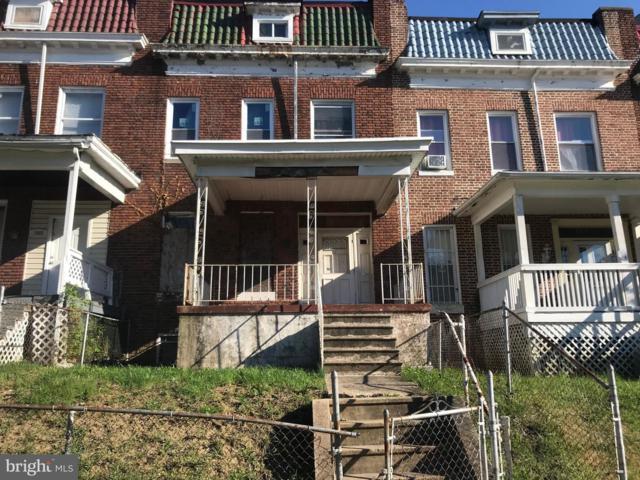 2805 Norfolk Avenue, BALTIMORE, MD 21215 (#MDBA464426) :: Colgan Real Estate