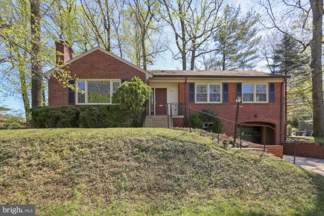 1402 Crestridge Drive, SILVER SPRING, MD 20910 (#MDMC653162) :: Dart Homes