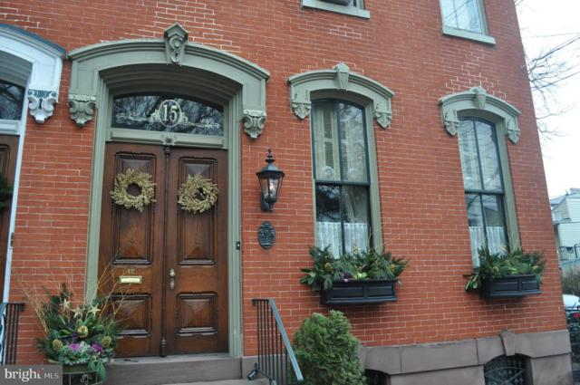 15 N Shippen Street, LANCASTER, PA 17602 (#PALA130684) :: John Smith Real Estate Group