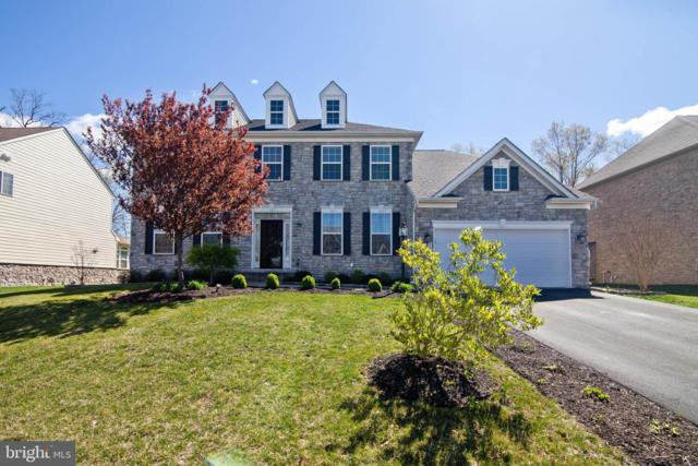8041 Tysons Oaks Court, GAINESVILLE, VA 20155 (#VAPW464912) :: The Gus Anthony Team