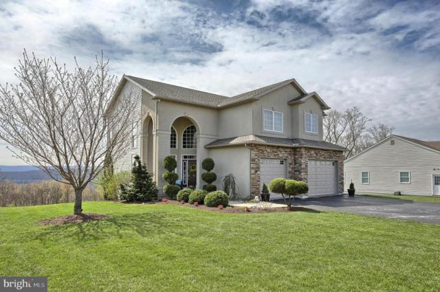 92 Oak Ledge Drive, SCHUYLKILL HAVEN, PA 17972 (#PASK125292) :: The Heather Neidlinger Team With Berkshire Hathaway HomeServices Homesale Realty