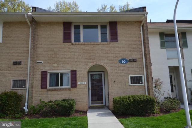 3409 S Leisure World Boulevard 90-F, SILVER SPRING, MD 20906 (#MDMC653222) :: Dart Homes