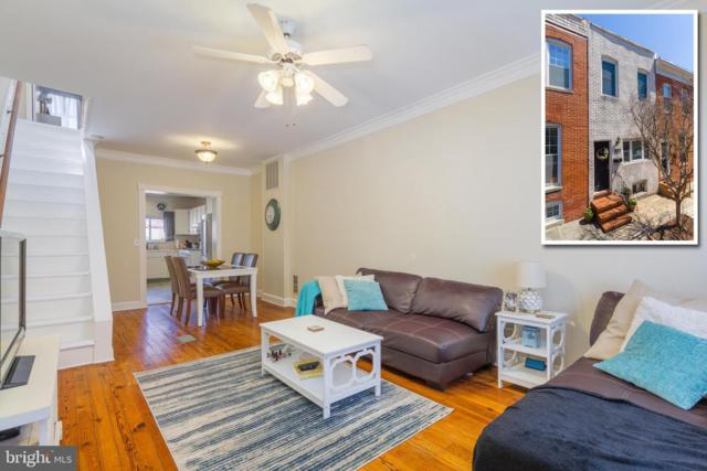 827 S Bouldin Street, BALTIMORE, MD 21224 (#MDBA464480) :: The France Group