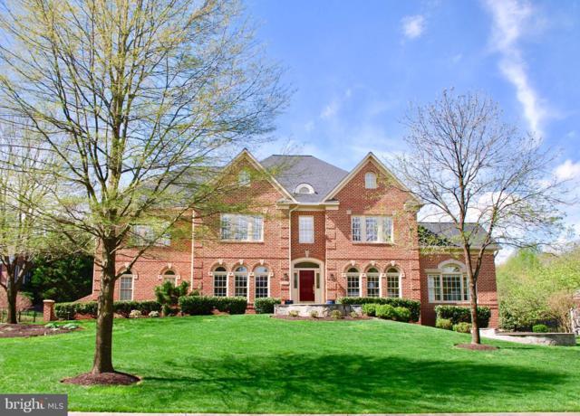 2802 Marshall Lake Drive, OAKTON, VA 22124 (#VAFX1054270) :: Arlington Realty, Inc.