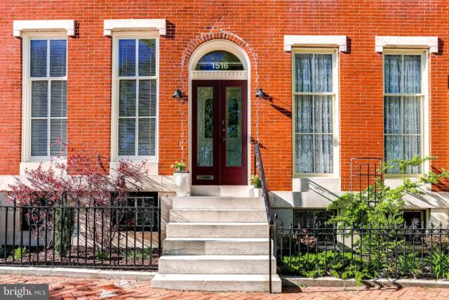 1516 Hollins Street, BALTIMORE, MD 21223 (#MDBA464500) :: Kathy Stone Team of Keller Williams Legacy