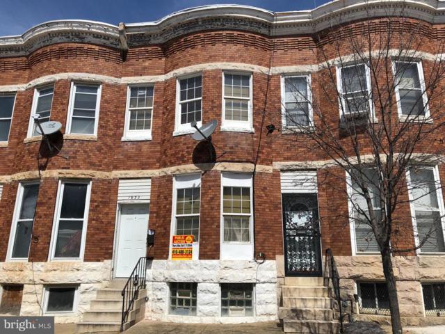 1932 W Fayette Street, BALTIMORE, MD 21223 (#MDBA464506) :: Advance Realty Bel Air, Inc