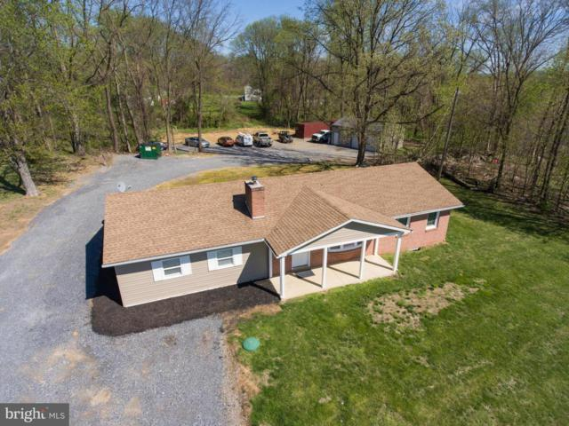 6205 Charles Town Road, KEARNEYSVILLE, WV 25430 (#WVJF134668) :: Pearson Smith Realty