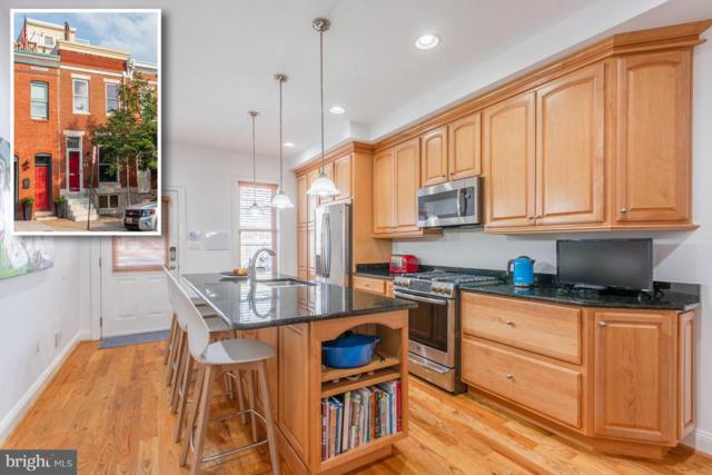 1105 S Highland Avenue, BALTIMORE, MD 21224 (#MDBA464516) :: The Sebeck Team of RE/MAX Preferred