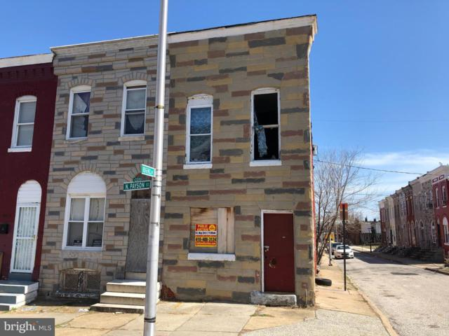 2011 N Payson Street, BALTIMORE, MD 21217 (#MDBA464524) :: The Miller Team