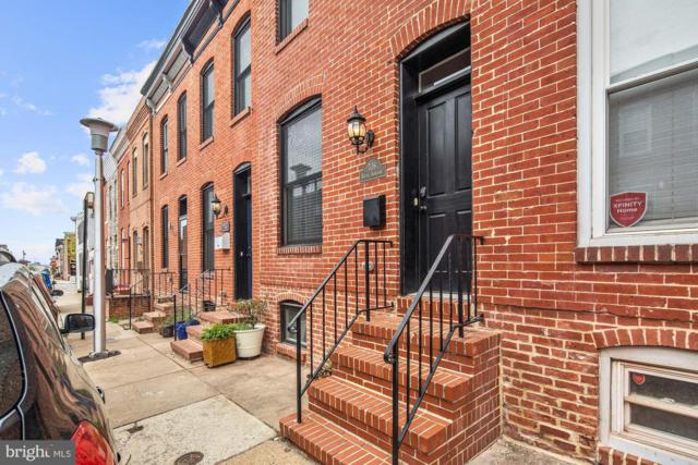 708 S Robinson Street, BALTIMORE, MD 21224 (#MDBA464526) :: The Gus Anthony Team
