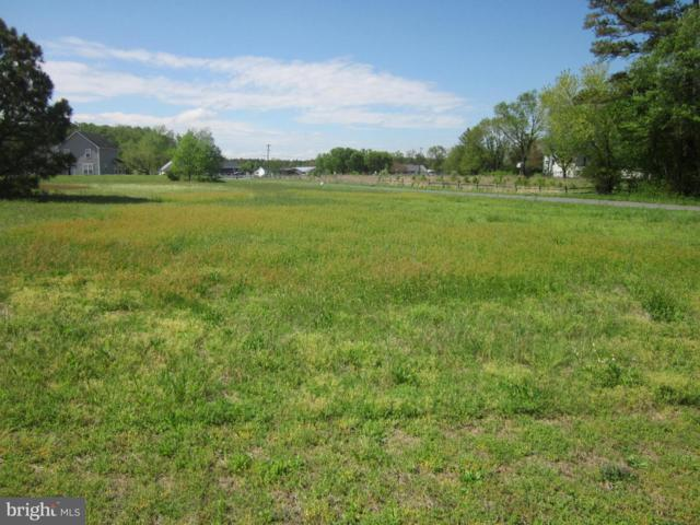 LOT 4 Houston Branch Road, FEDERALSBURG, MD 21632 (#MDCM122144) :: RE/MAX Coast and Country