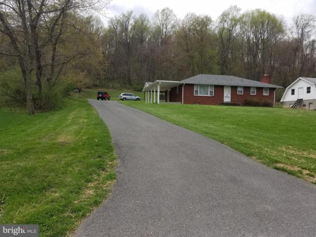 12201 Knob Road NE, CUMBERLAND, MD 21502 (#MDAL131408) :: ExecuHome Realty
