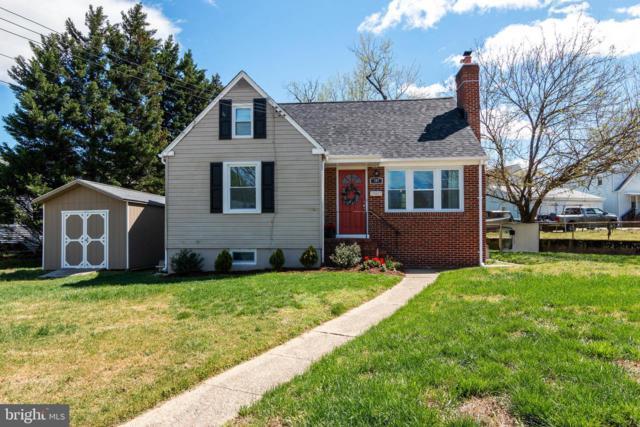 707 Glenview Avenue, GLEN BURNIE, MD 21061 (#MDAA396306) :: Colgan Real Estate