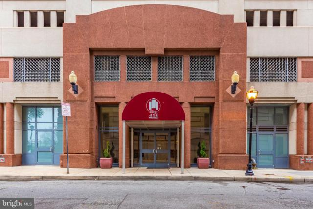 414 Water  Street #1901, BALTIMORE, MD 21202 (#MDBA464548) :: The Gus Anthony Team