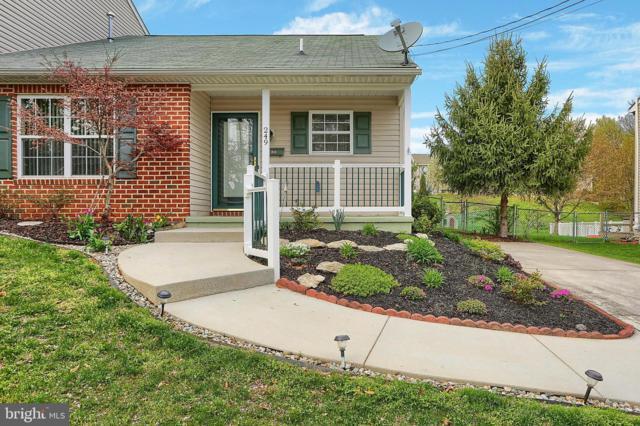 249 G Street, CARLISLE, PA 17013 (#PACB112120) :: Benchmark Real Estate Team of KW Keystone Realty