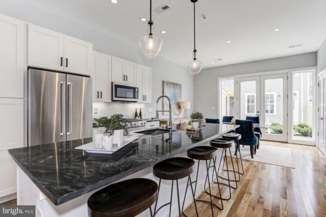 638 Newton Place NW A, WASHINGTON, DC 20010 (#DCDC422808) :: The Speicher Group of Long & Foster Real Estate