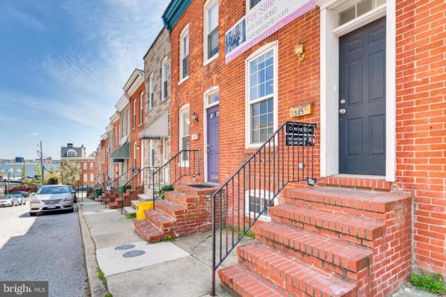 525 E Gittings Street, BALTIMORE, MD 21230 (#MDBA464572) :: Blue Key Real Estate Sales Team