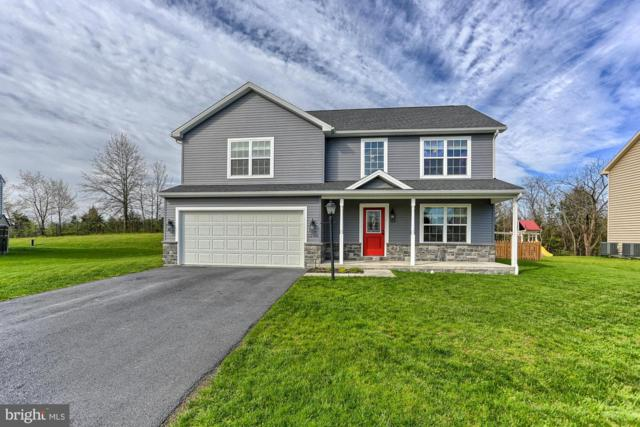 1266 Emilys Court, GREENCASTLE, PA 17225 (#PAFL164844) :: The Gus Anthony Team