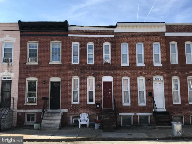 1207 W Cross Street, BALTIMORE, MD 21230 (#MDBA464574) :: Blackwell Real Estate