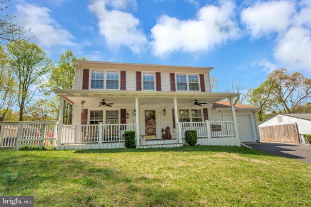 9 Hickory Ridge Drive, FREDERICKSBURG, VA 22405 (#VAST209610) :: Colgan Real Estate