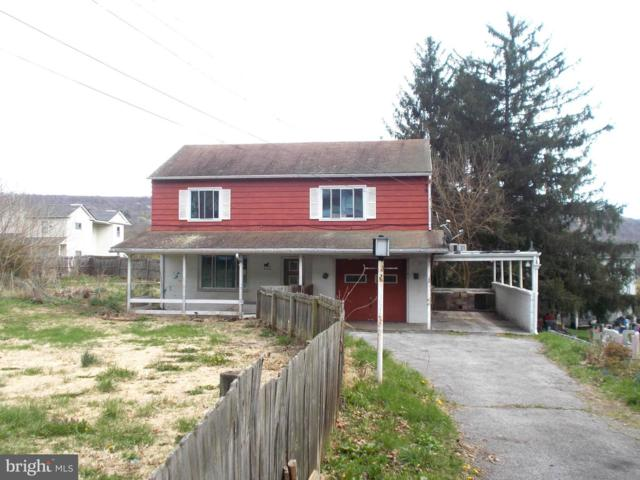 422 Walnut Street, WESTERNPORT, MD 21562 (#MDAL131410) :: ExecuHome Realty