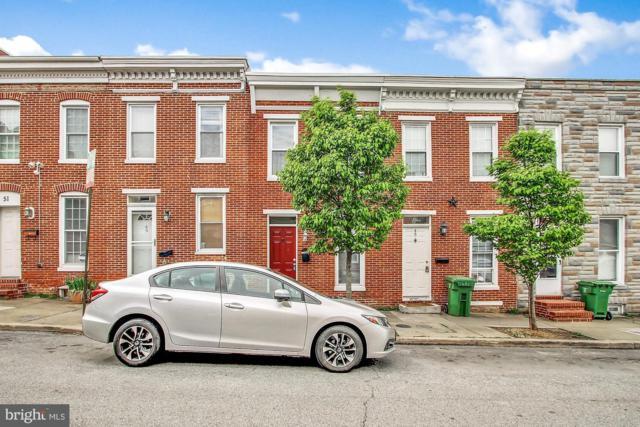 47 E Heath Street E, BALTIMORE, MD 21230 (#MDBA464590) :: Blue Key Real Estate Sales Team