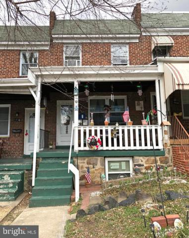 1434 W 37TH Street, BALTIMORE, MD 21211 (#MDBA464594) :: Blue Key Real Estate Sales Team