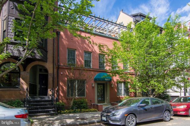 1817 Swann Street NW A, WASHINGTON, DC 20009 (#DCDC422844) :: CENTURY 21 Core Partners