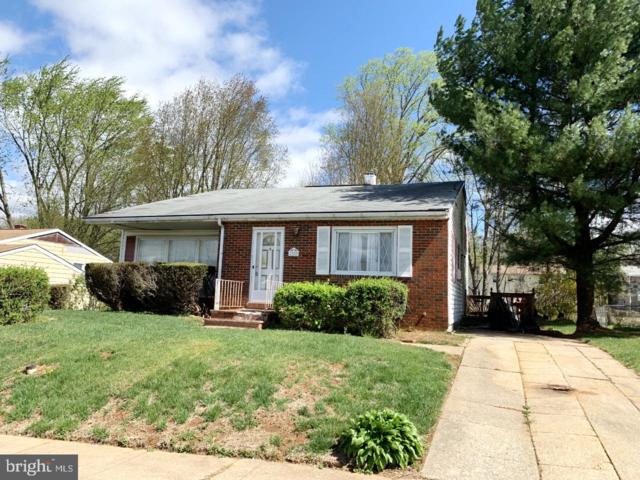 1327 Robin Road, PIKESVILLE, MD 21208 (#MDBC454302) :: The France Group