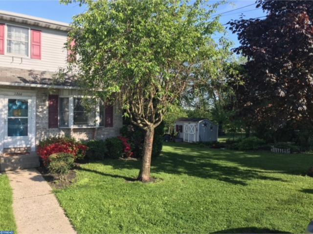 1266 Quakertown Avenue, PENNSBURG, PA 18073 (#PAMC604924) :: Ramus Realty Group