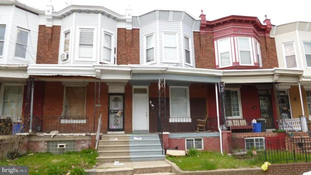 2826 N 20TH Street, PHILADELPHIA, PA 19132 (#PAPH788308) :: ExecuHome Realty