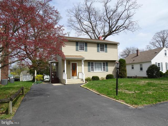 32 Oakway Road, LUTHERVILLE TIMONIUM, MD 21093 (#MDBC454322) :: Radiant Home Group