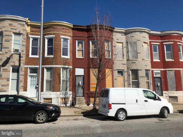 1125 N Monroe Street, BALTIMORE, MD 21217 (#MDBA464640) :: Advance Realty Bel Air, Inc