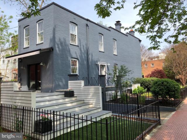 201 12TH Street SE, WASHINGTON, DC 20003 (#DCDC422858) :: Colgan Real Estate