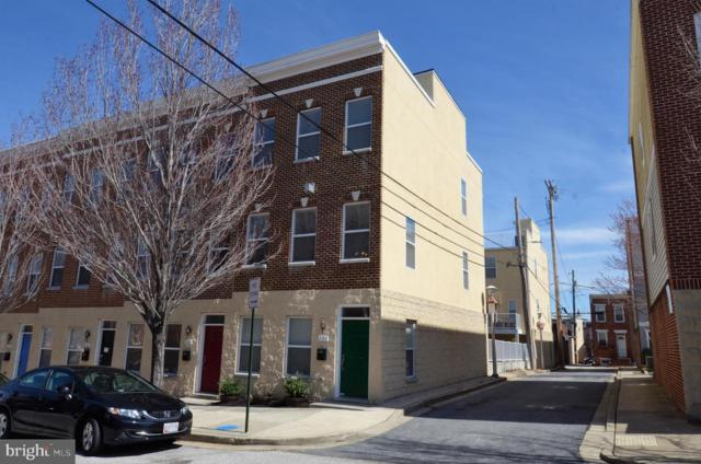 121 N Chester Street, BALTIMORE, MD 21231 (#MDBA464644) :: ExecuHome Realty