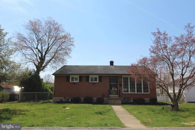 503 Spring Avenue, LUTHERVILLE TIMONIUM, MD 21093 (#MDBC454336) :: The Dailey Group