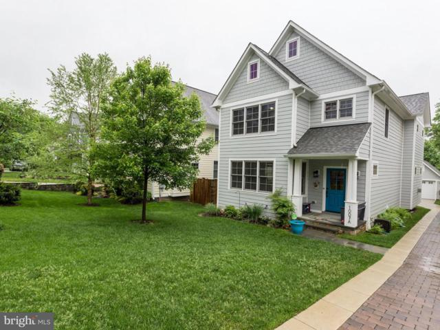 1007A Lincoln Avenue, FALLS CHURCH, VA 22046 (#VAFA110240) :: ExecuHome Realty
