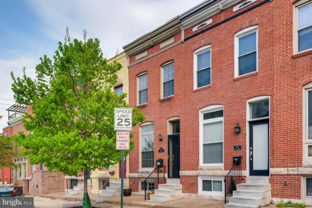 3410 Fait Avenue, BALTIMORE, MD 21224 (#MDBA464660) :: The Dailey Group