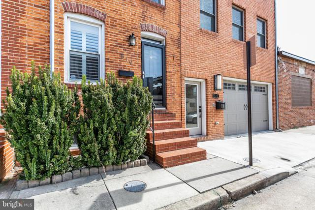 819 S Belnord Avenue, BALTIMORE, MD 21224 (#MDBA464684) :: The France Group
