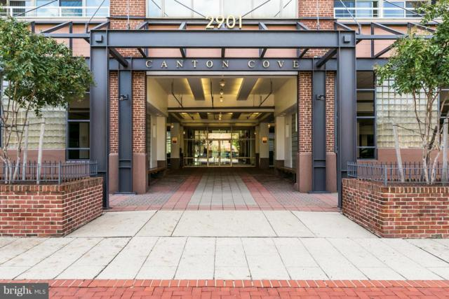2901 Boston Street #402, BALTIMORE, MD 21224 (#MDBA464690) :: The France Group