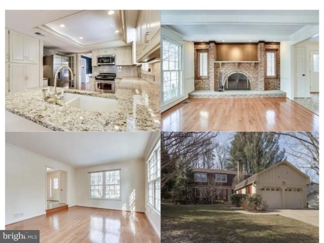 8911 Glade Hill Road, FAIRFAX, VA 22031 (#VAFX1054548) :: The Vashist Group