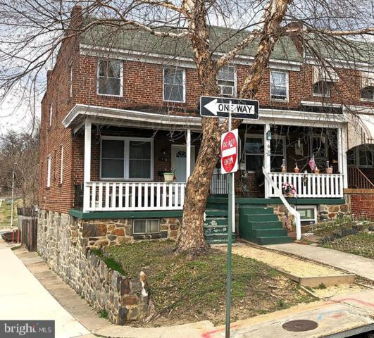 1436 W 37TH Street, BALTIMORE, MD 21211 (#MDBA464696) :: The Dailey Group
